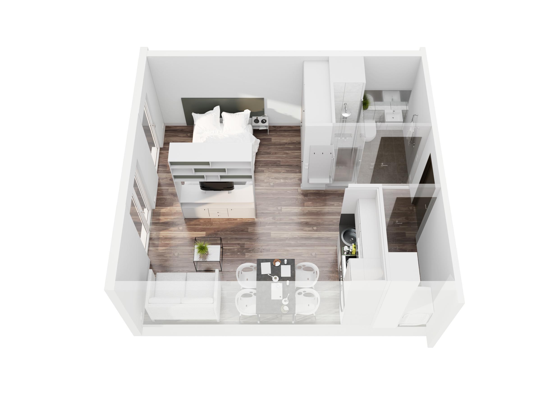 Apartment SMARTments living